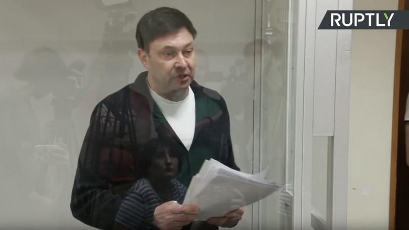 Вышинский обратился к Порошенко с заявлением о выходе из гражданства Украины