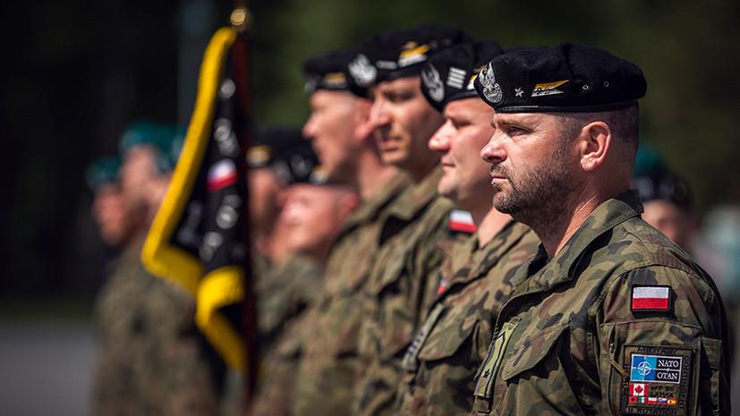 «Гром Перкунаса», «Анаконда» и «Единый трезубец»: НАТО начинает серию крупномасштабных манёвров у границ России