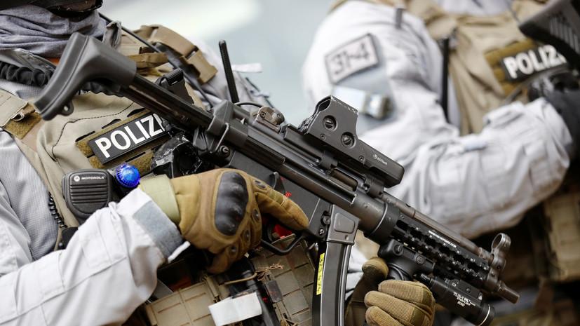 Центральный вокзал Гамбурга эвакуирован из-за угрозы взрыва