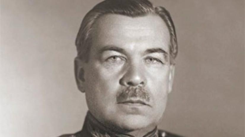 В Мосгордуме одобрили установку бюста маршала Говорова