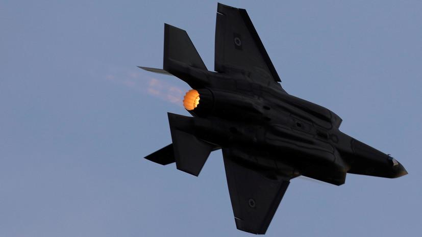 Эрдоган призвал Вашингтон к выполнению обязательств по поставкам F-35