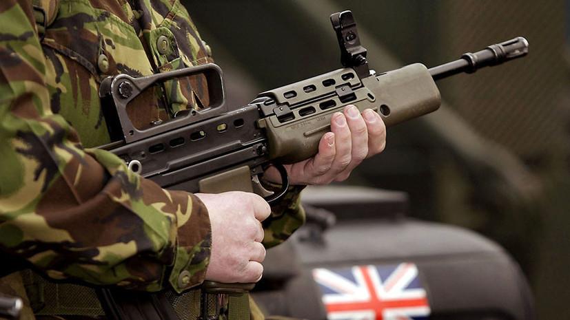 Британские военные инспекторы проведут проверку в Белоруссии