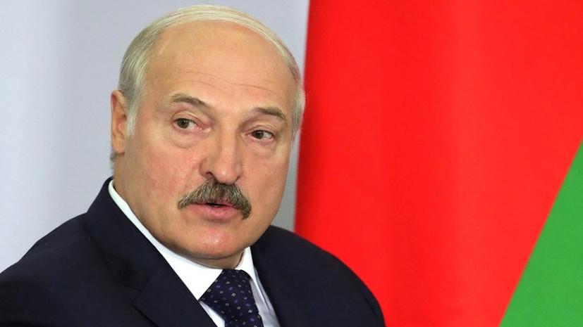 Лукашенко рассказал о «бандитском» поведении его задержанного помощника