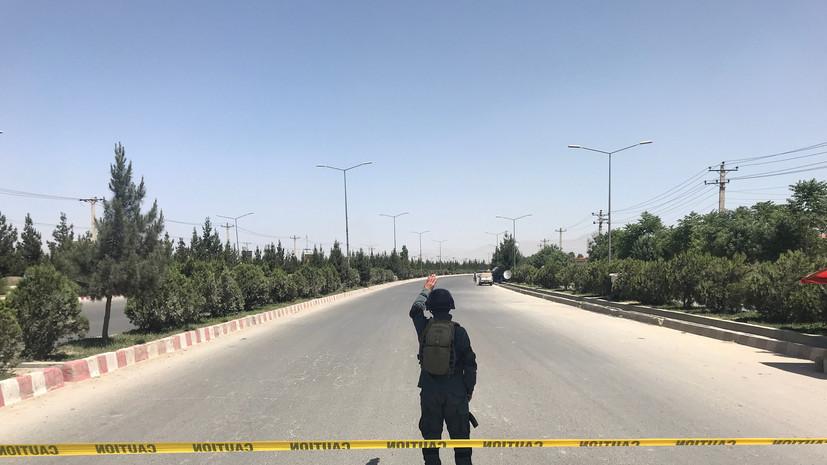 В Афганистане при подрыве автомобиля с археологами погиб один человек