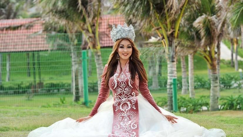 Победительница конкурса красоты погибла в ДТП в Киргизии