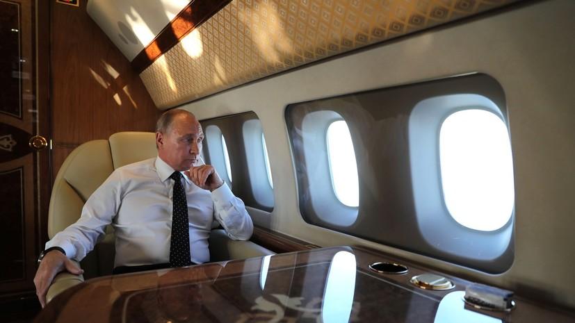 Путин рассказ оцели РФ вотношенииЕС