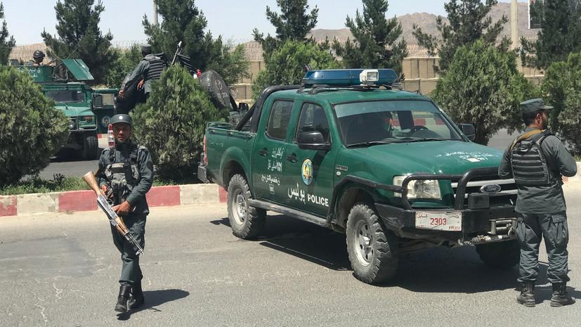 Взрыв произошёл возле Политехнического университета в Кабуле