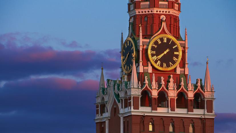 В Кремле заявили, что Россия отслеживает все манёвры по линии НАТО