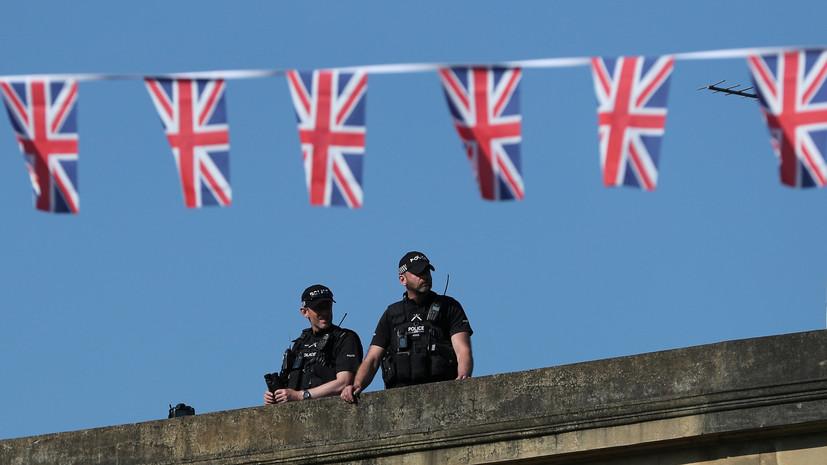 В Великобритании заявили о намерении обновить стратегию борьбы с терроризмом