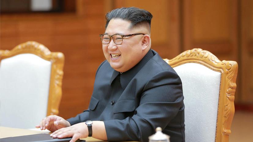 Эксперт прокомментировал возможный визит Ким Чен Ына в Россию
