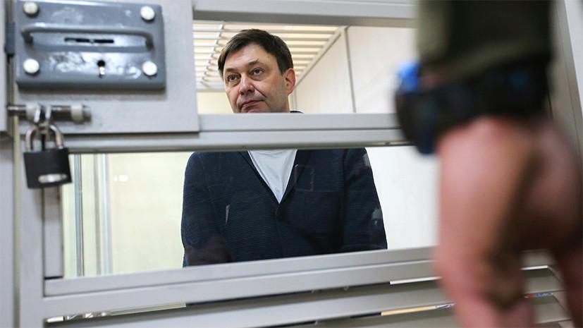 «Решение за дипломатами»: адвокат Вышинского не исключает его обмена на осуждённого в России гражданина Украины