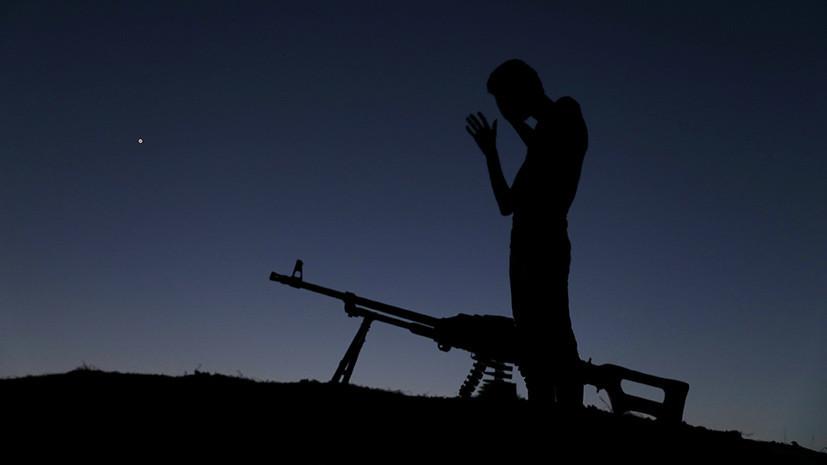 Россия заявила о семи нарушениях перемирия в Сирии за сутки