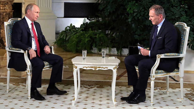 Путин о Навальном: мы не хотим, чтобы нам подсунули ещё одного Саакашвили