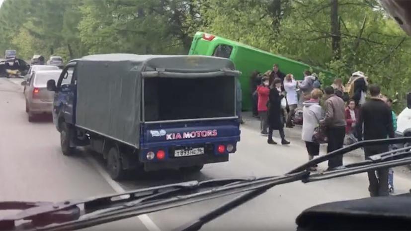 В Минздраве рассказали о состоянии пострадавших в ДТП в Екатеринбурге