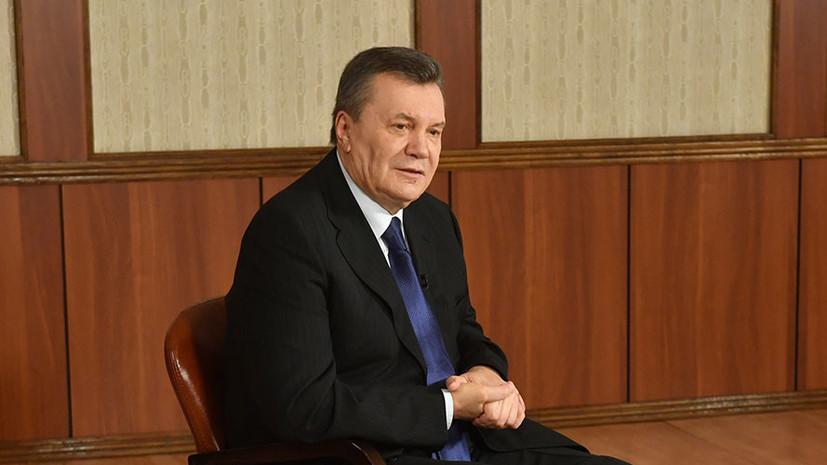 Адвокат Януковича заявил, что сторона обвинения совершает давление на суд по делу о госизмене