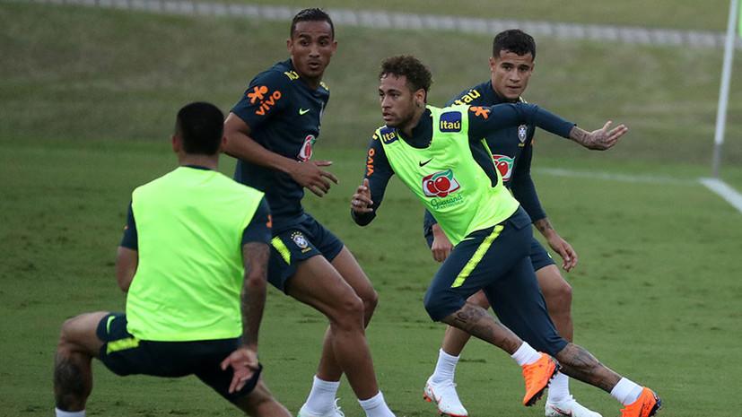 Бразильцам сократят рабочий день во время матчей сборной на ЧМ-2018