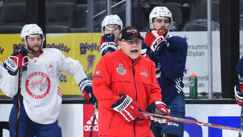 Главный тренер «Вашингтона» поделился мнением об Овечкине и Кузнецове