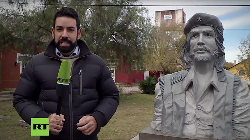 Документальный фильм RT о Че Геваре стал победителем US International Film & Video Festival