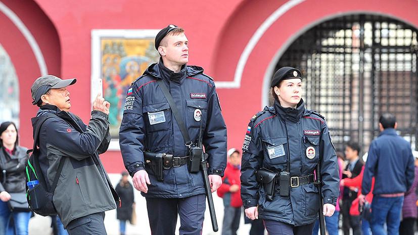Путин напомнил об ответственной миссии полиции