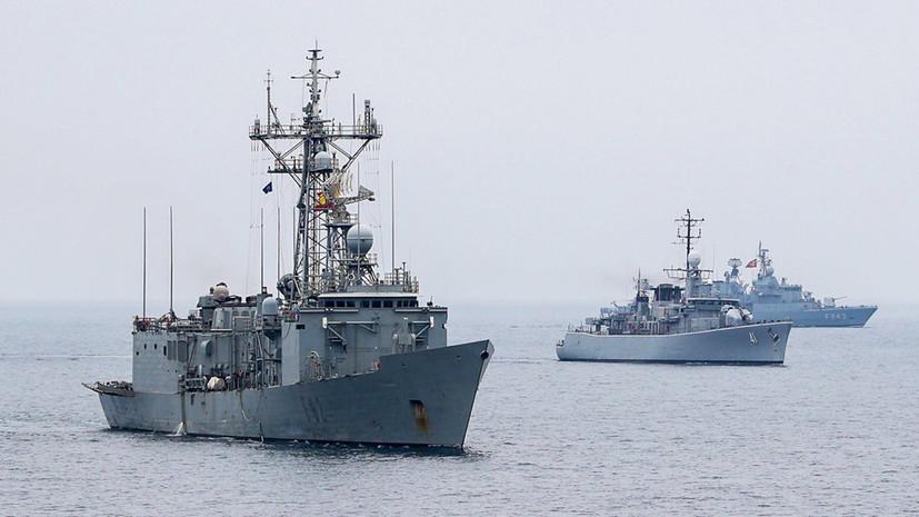 В Госдуме прокомментировали учения Украины в Азовском море