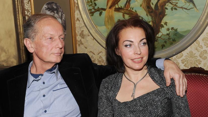 Вдова Михаила Задорнова прокомментировала сообщения СМИ о его наследстве