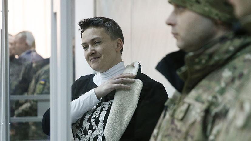 Защита Савченко попросила провести повторную проверку депутата на полиграфе