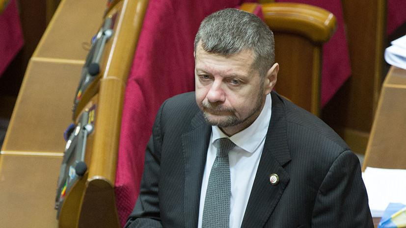 Депутат Рады подрался на заседании Тернопольского облсовета