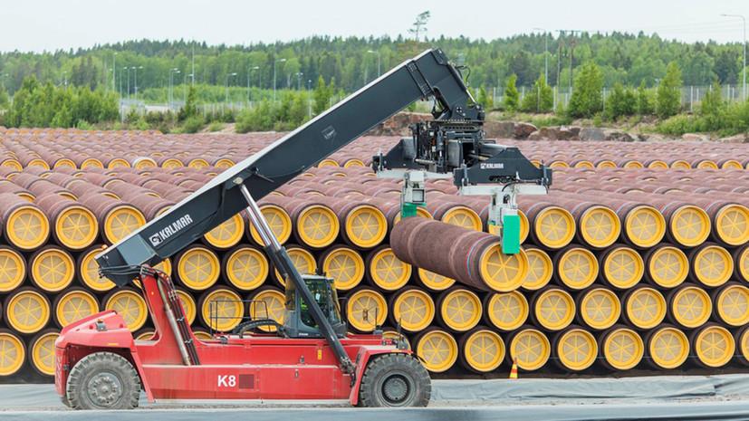 Штайнмайер: «Северный поток-2» является частной инициативой