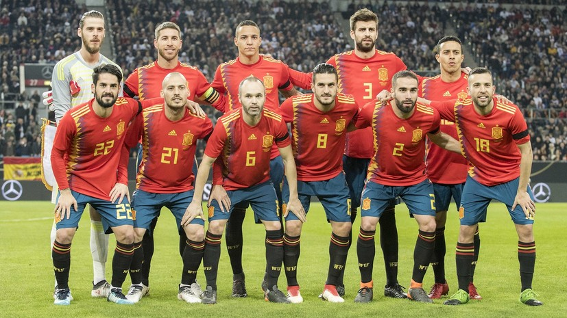 Моуринью считает, что сборная Испании по футболу опередит Португалию на групповом этапе ЧМ-2018