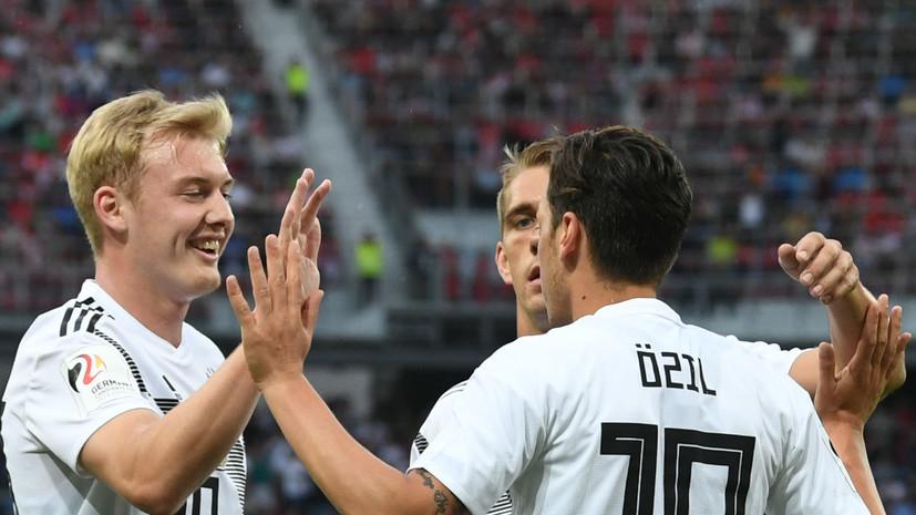Моуринью: сборные Германии и Мексики пробьются в плей-офф от группы F