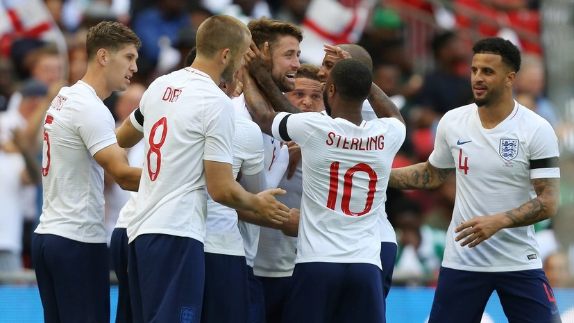 Моуринью предполагает, что сборная Англии опередит Бельгию и финиширует первой в группе на ЧМ-2018 по футболу