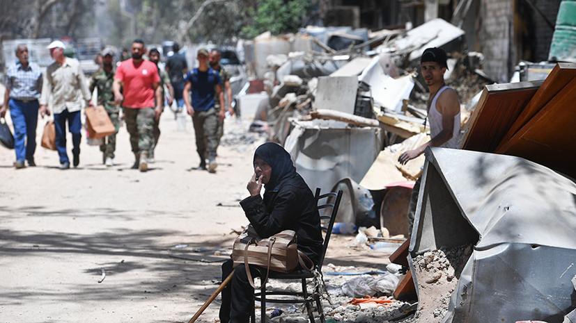 Шойгу предложил странам СНГ принять участие в налаживании мирной жизни в Сирии