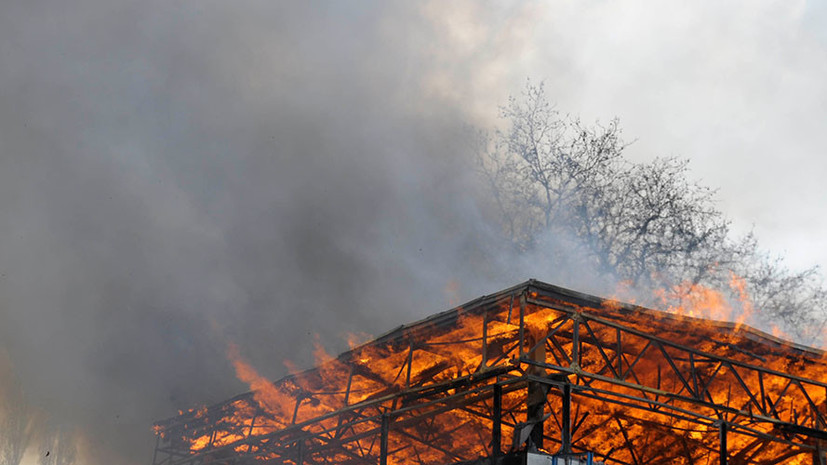 При взрыве в зернохранилище в Страсбурге пострадали 11 человек