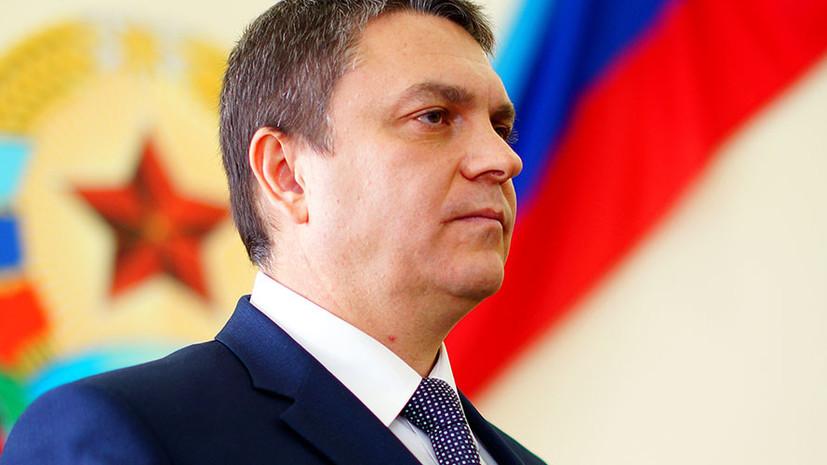 Глава ЛНР объявил 6 июня Днём русского языка