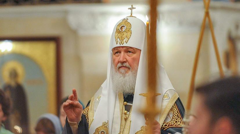 Патриарх Кирилл рассказал о распространении язычества среди спортсменов и бойцов спецназа