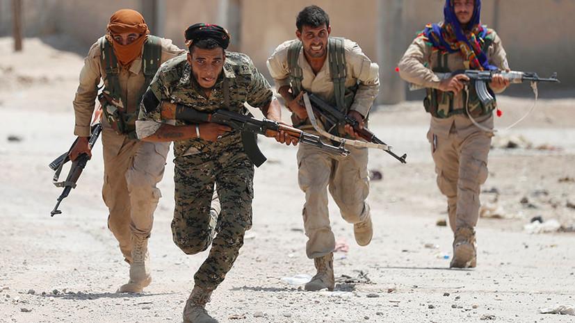 Время уступать: как США согласились пустить турецких военных в сирийский Манбидж