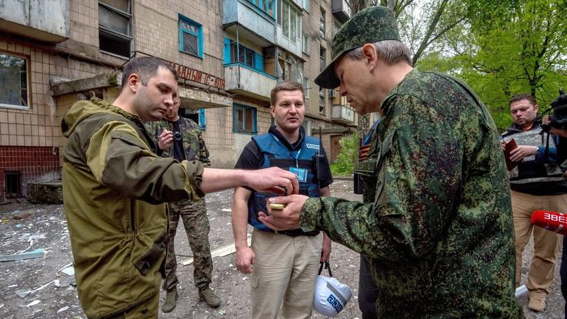 Басурин прокомментировал сообщения о подготовке покушения на его жизнь
