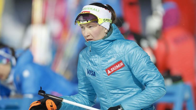 Бьорндален поведал, когда Домрачева определится спродолжением карьеры