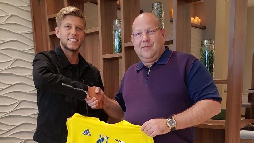 «Ростов» объявил о подписании контракта с футболистом Салетросом