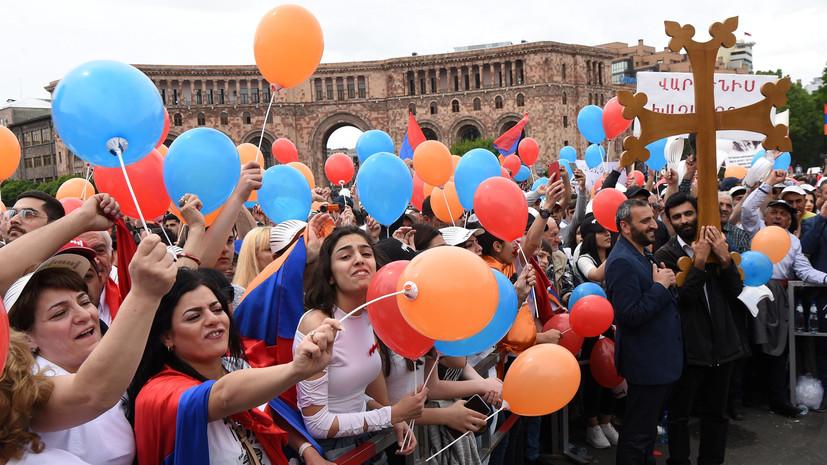 В ЕС допустили партнёрство с Арменией параллельно с её членством в ЕАЭС
