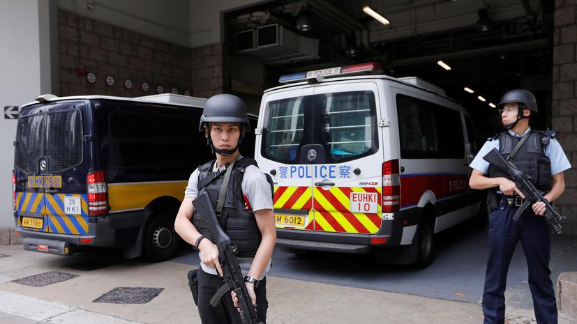 Китайским властям удалось вернуть в страну более 4 тысяч преступников из 90 стран мира