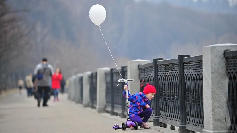 МЧС предупредило о сильных порывах ветра в Москве