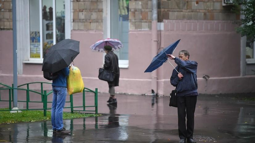 В ХМАО объявили штормовое предупреждение
