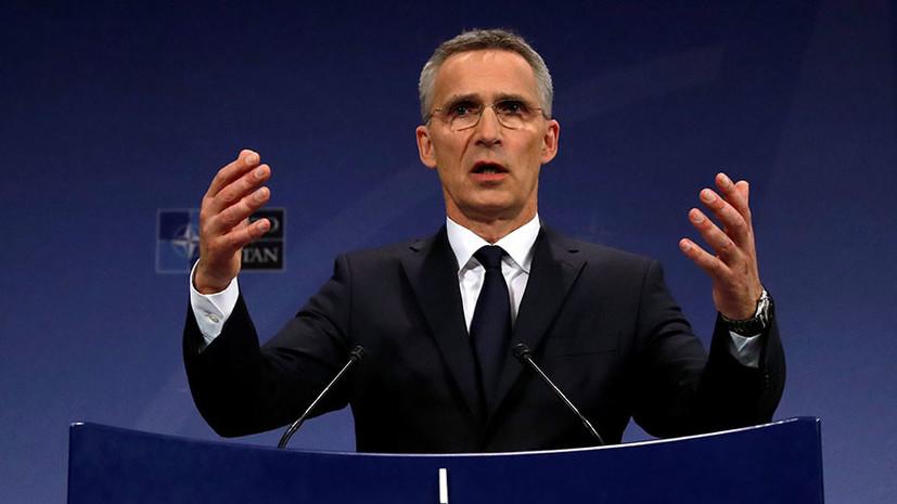 Эксперт прокомментировал оценку экс-генсеком НАТО военных способностей России