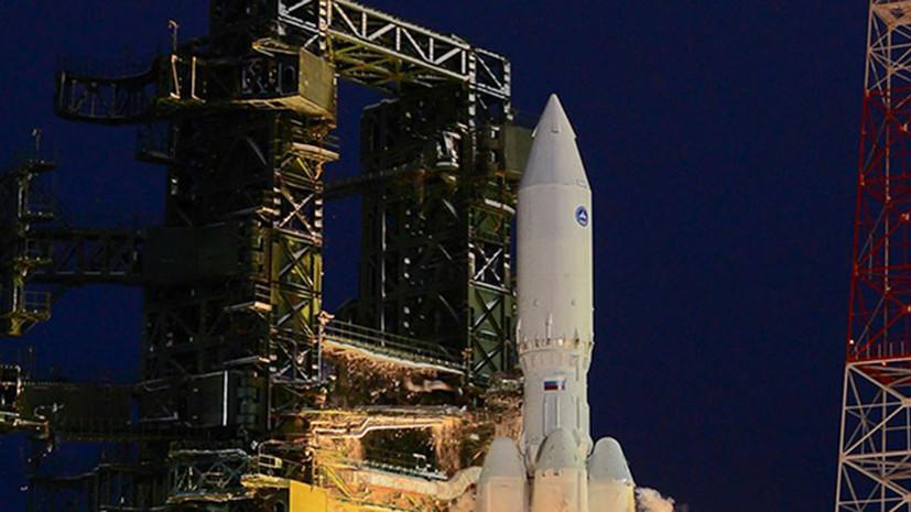 Эксперт рассказал о целях испытания сверхтяжёлой ракеты