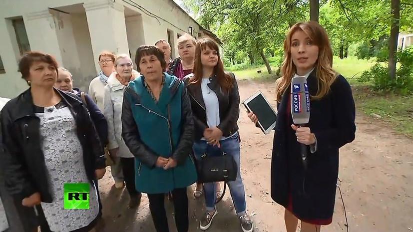 Главврач прокомментировала закрытие больницы в Струнине, на которое жители пожаловались Путину