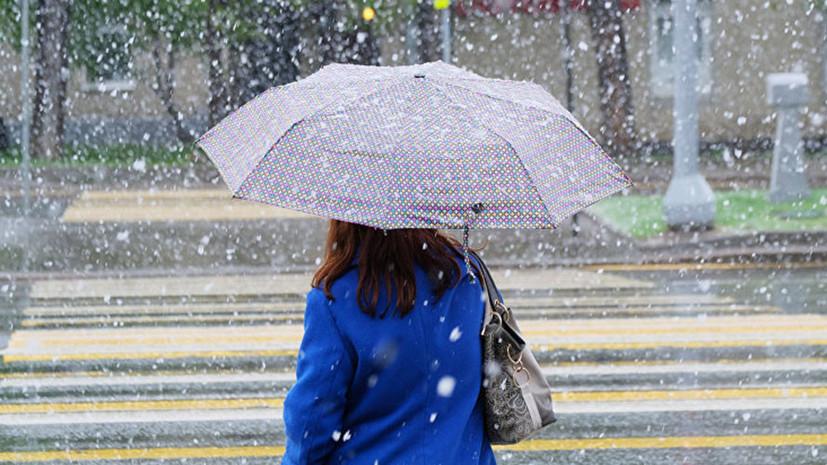 В Татарстане объявили штормовое предупреждение из-за заморозков