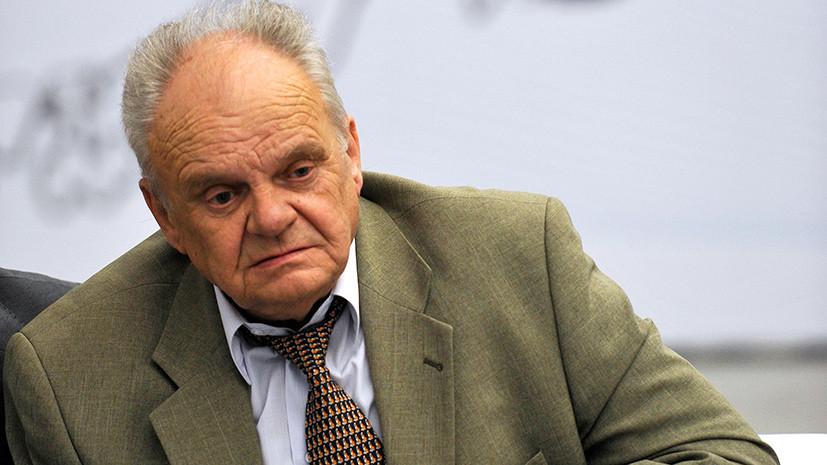 Скончался один из создателей Ан-124 «Руслан» Виктор Толмачёв