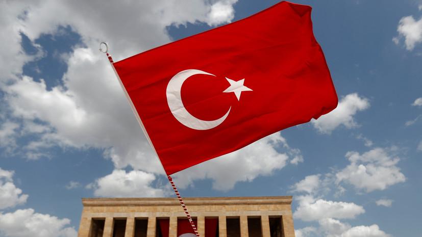 Русские С-400 минимизируют внешнюю зависимость Турции, сообщили вАнкаре