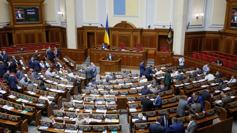 Эксперт объяснил, почему в Раде заявили о потере контроля над Одессой